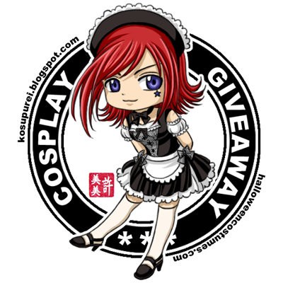 a.illusions: danaan-chan / cosplay holic logo