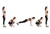 exercícios de agachamento