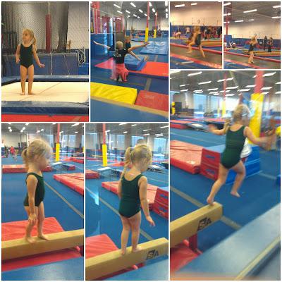 POD: Another week of Gymnastics