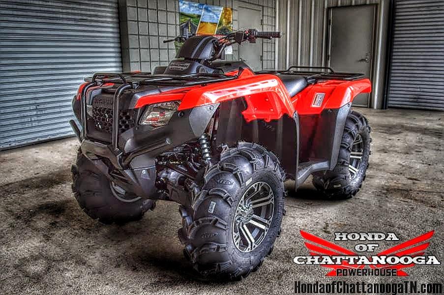 2014 Trx420fm Rancher Sale At Honda Of Chattanooga In Tn See Below