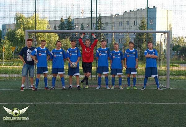 Drużyna piłkarska Campeones Wąchock
