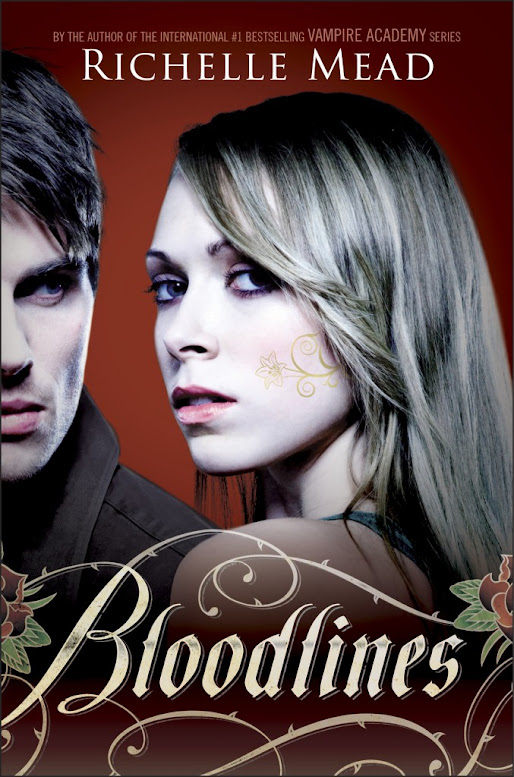 Book Review: Bloodlines (Bloodlines, Book 1), By Richelle Mead Cover image