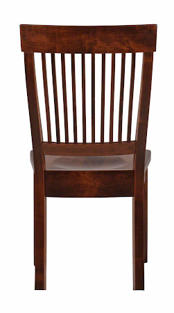 Harvest Chair in Rich Cherry