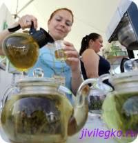 Эффект зеленого кофе с имбирем