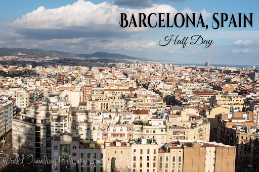 Barcelona, Spain - Half Day