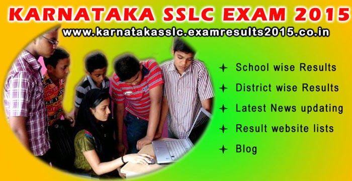 Karnataka sslc exam results 2015 news represantitive image
