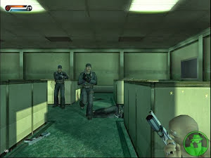 Screen Shot Of Second Sight (2005) Full PC Game Free Download at Alldownloads4u.Com