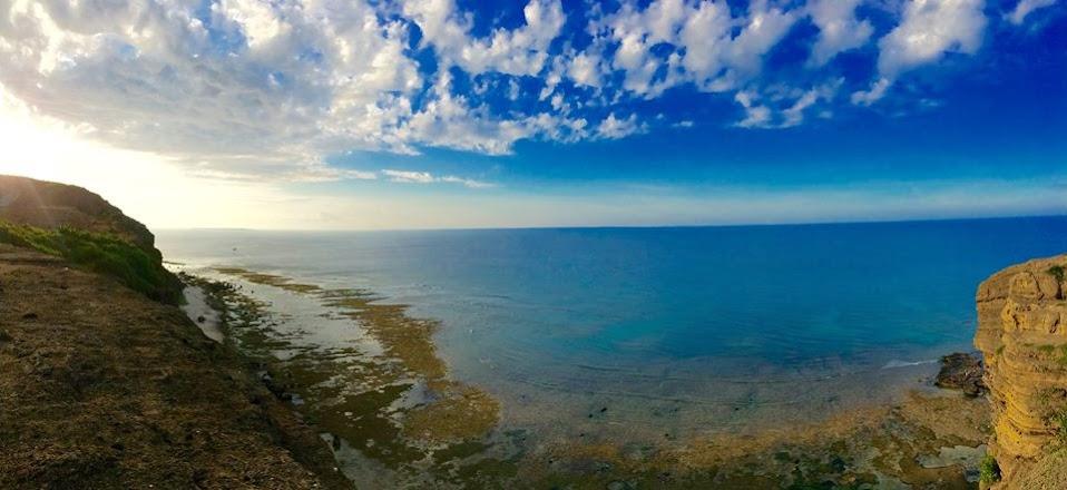 Đảo Lý Sơn - Phong cảnh còn rất hoang sơ