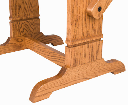 Tuscany Chair in Seely Oak