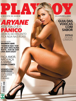 Baixar Playboy Aryane Steinkopf – Abril de 2012 Download Gratis
