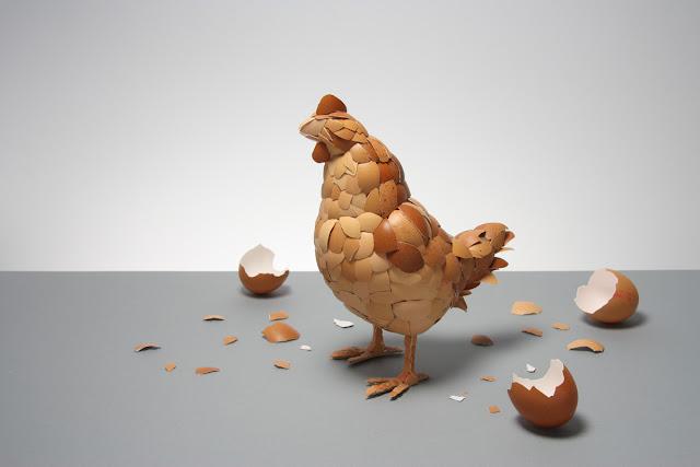 O Ovo ou a Galinha nasceu primeiro