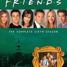 Những Người Bạn - Friends Season 6
