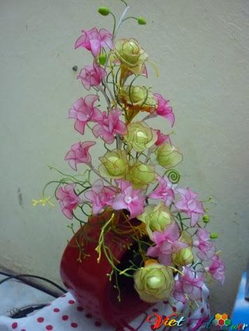 mau hoa voan