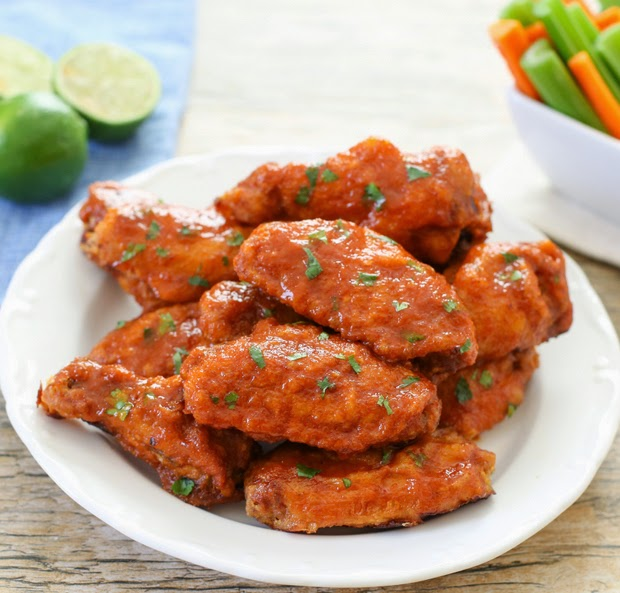 Sriracha Buffalo Wings photo