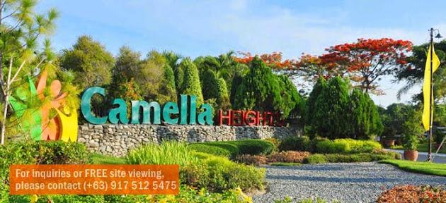Camella Cerritos Heights - Village Amenities & Facilities