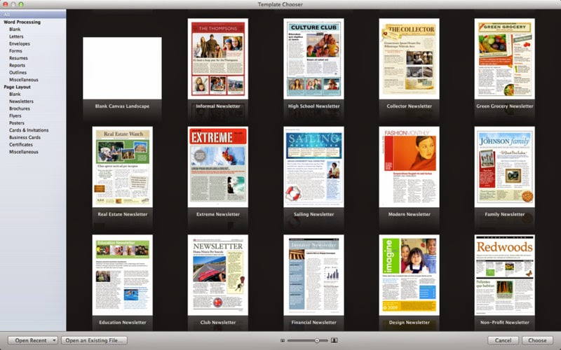 Apple Pages 5.5 Retail Multilingual MacOSX ~ boostyourbrain