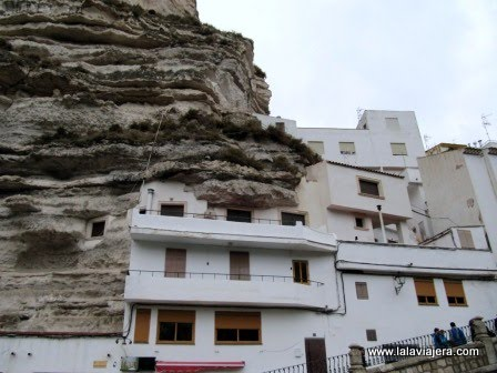 Casas cueva de Alcalá del Júcar