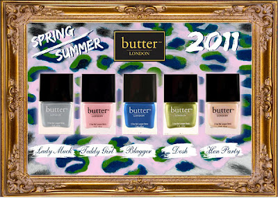 butter London Spring/Summer 2011