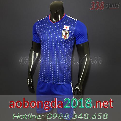 áo đội tuyển nhật wordcup 2018