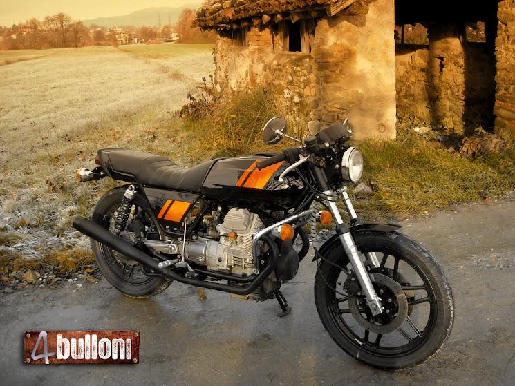 Moto Guzzi V50 monza By 4Bulloni