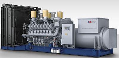 Máy phát điện MTU 150kva – 2000kva