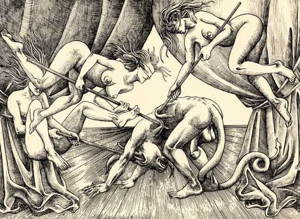 El esclavo del sexo.- El amor en don Quijote de la Mancha