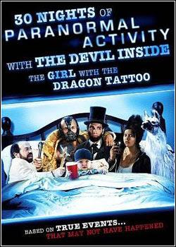 30 Noites de Atividade Paranormal – DVDRip AVI Legendado