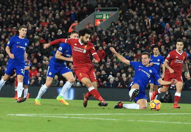 clip xem lại trận Liverpool vs Chelsea 26/11