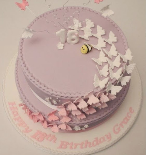 30 Best Butterfly Birthday Cakes Ideas And Designs iBirthdayCake