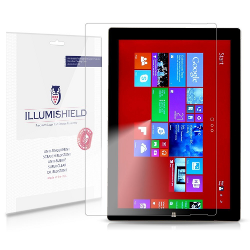 iLLumiShield - Microsoft Surface Pro 3 Screen Protector / Anti-Glare (Matte)