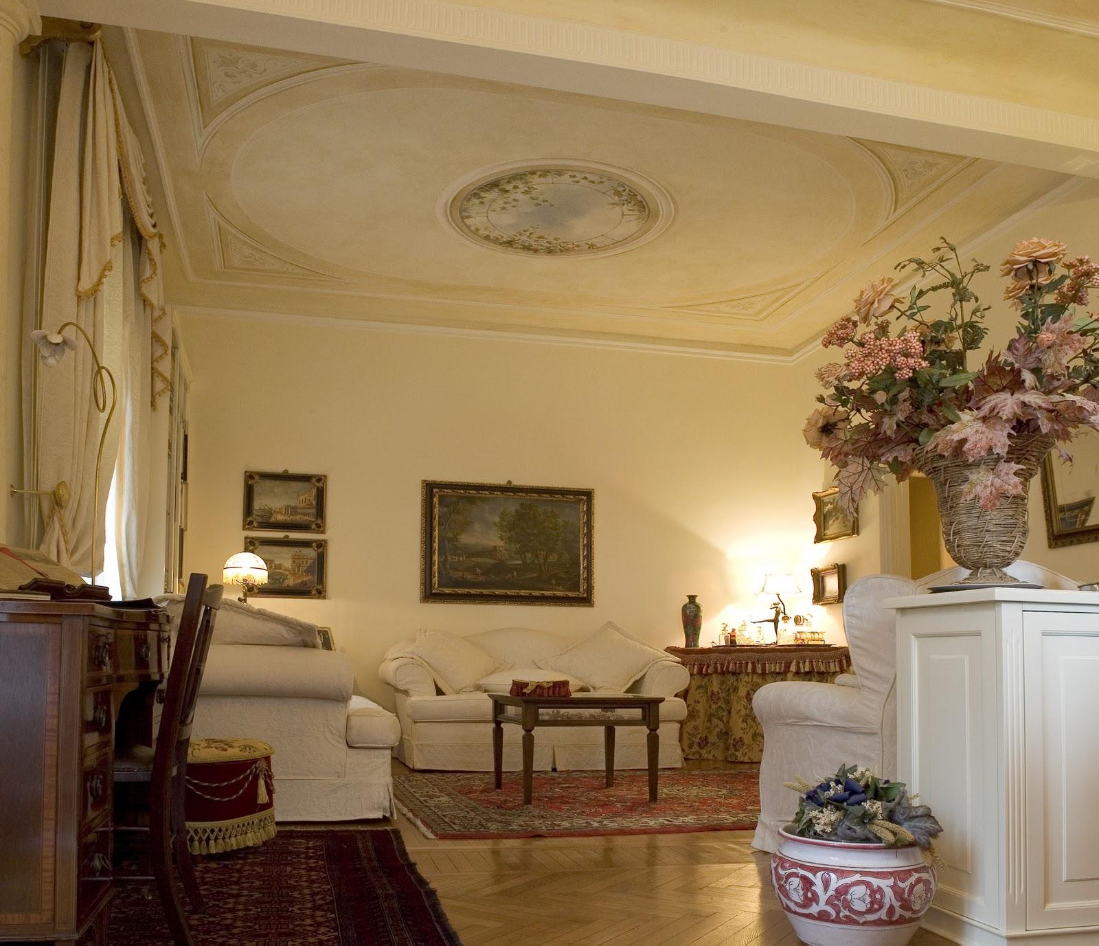 Borgo antico cucine - Casa stile neoclassico ...