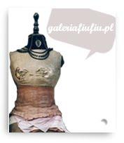 GALERIA FIU FIU niepowtarzalne pomysły niebanalnych Twórców bizuteria dodatki ubrania bibeloty kolczyki naszyjniki broszki
