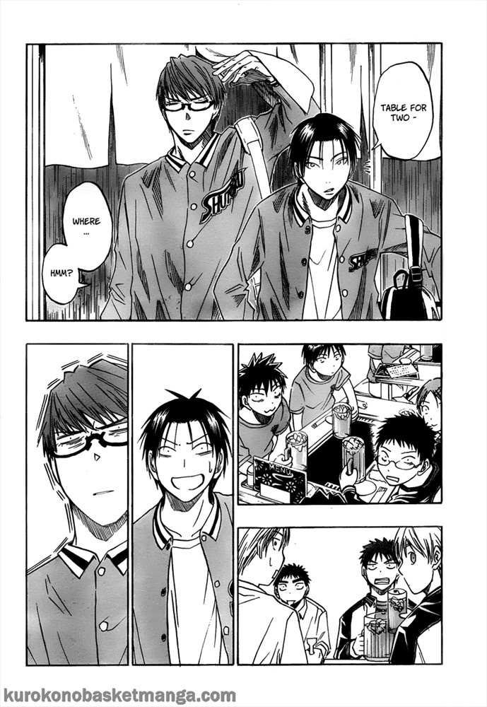Kuroko no Basket Manga Chapter 36 - Image 06
