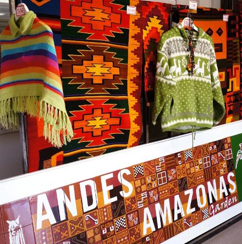Ecuador textiles