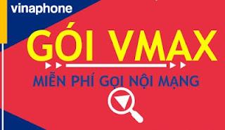 Gói Vmax Vinaphone Miễn phí các cuộc gọi Nội mạng chỉ 3.000đ/ngày