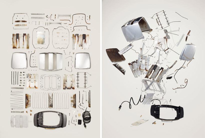 *拆解你的手機:藝術攝影師Todd Mclellan現代藝術攝影 Things Come Apart! 8