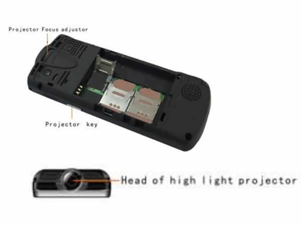 How To Use Spice M9000 Projector Through Mobile
