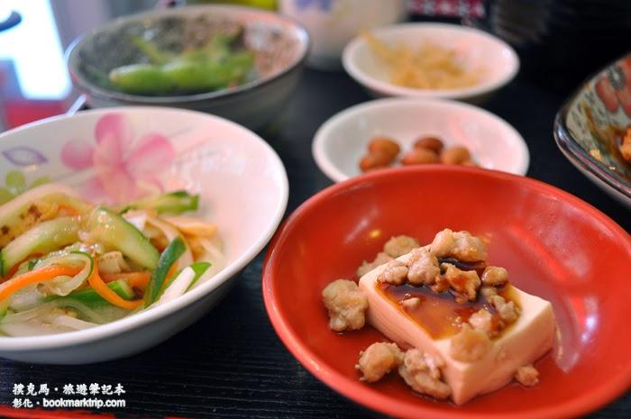 旬里海日式料理食堂小菜