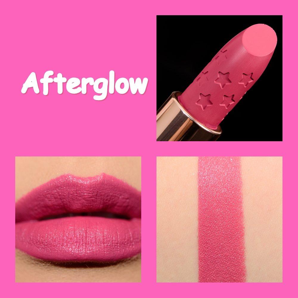 Lux LipstickColourpop Afterglow