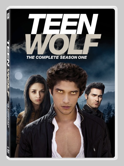 Giveaway: Teen Wolf (Season 1) DVD