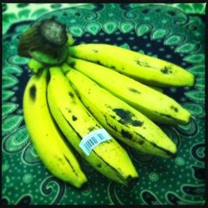 Banana And Marmalade Cake