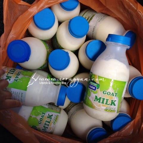 Susu Kambing 100% Segar  Panching Farm, Kuantan Pahang