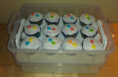 POD: Cupcakes Round 1