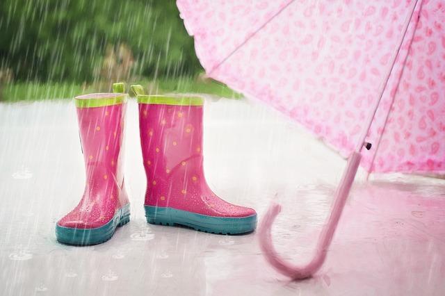 mưa tháng 7