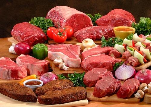 Resultado de imagem para carne e o cálcio
