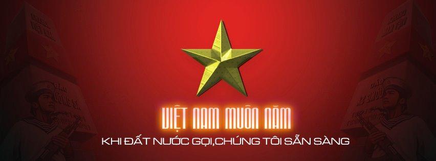 Ảnh bìa Việt Nam muôn năm