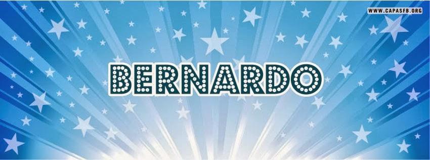 Capas para Facebook Bernardo