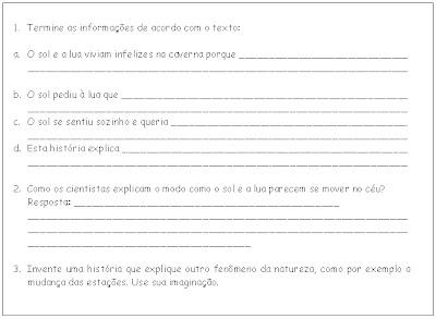 107 Textos e interpretação educaçao para crianças imprimir