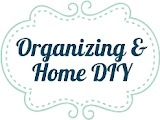 Organizing & Home DIY Projects