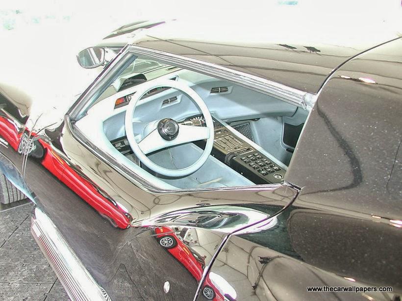 Manta Ray Corvette Prototypes